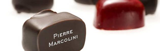 ピエール・マルコリーニのチョコ